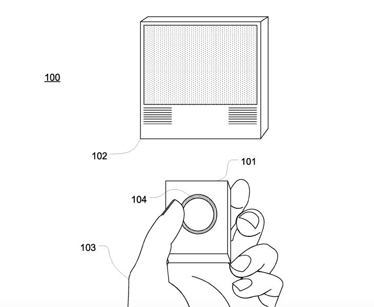 Apple TV Remote Touch ID HomeKit
