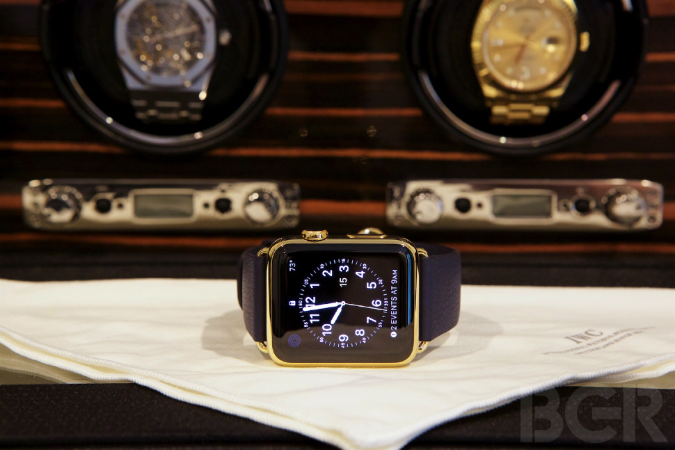 Apple Watch Sales Profits