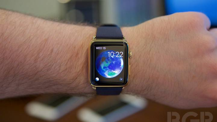 Apple Watch watchOS 2 Update