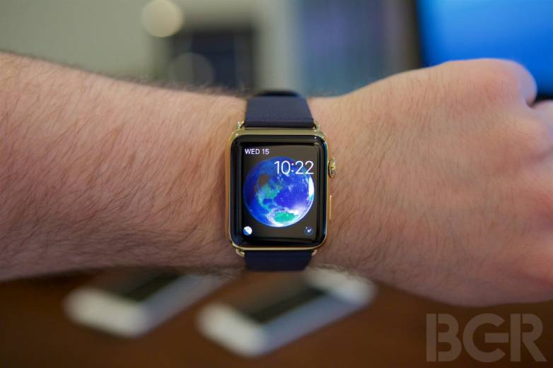 Apple Watch watchOS 2 Update