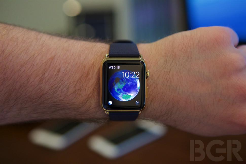 Smartwatch sales