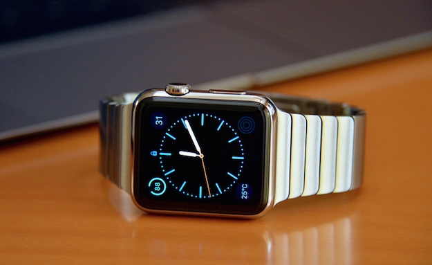 Apple Watch: Swiss Watchmakers