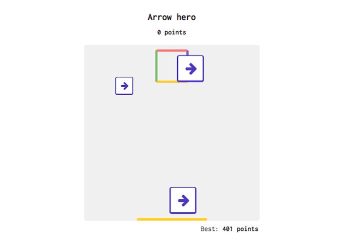 Arrow Hero Free Browser Game