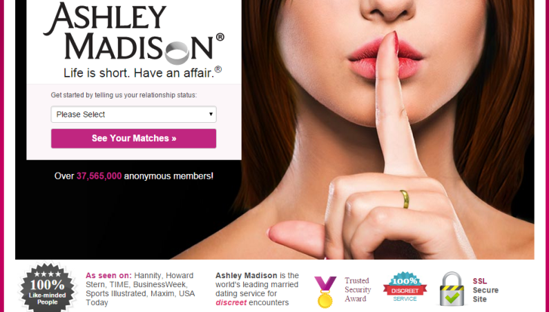 Ashley Madison Hack Profile Data Delete