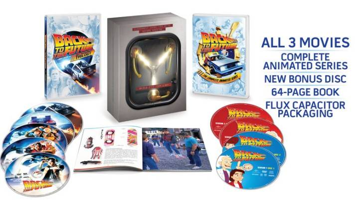 Back to the Future 30th Anniversary Trilogy Cinemas