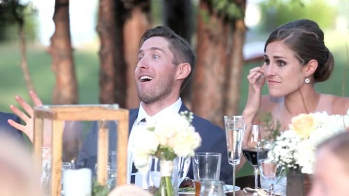 Best Wedding Toast Ever Video