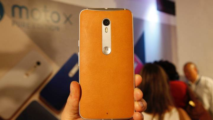 Moto X Pure Edition Hands-On