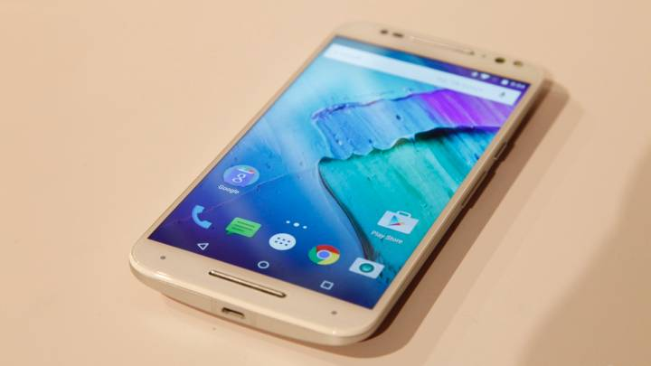 Motorola Moto X Pure Edition Camera