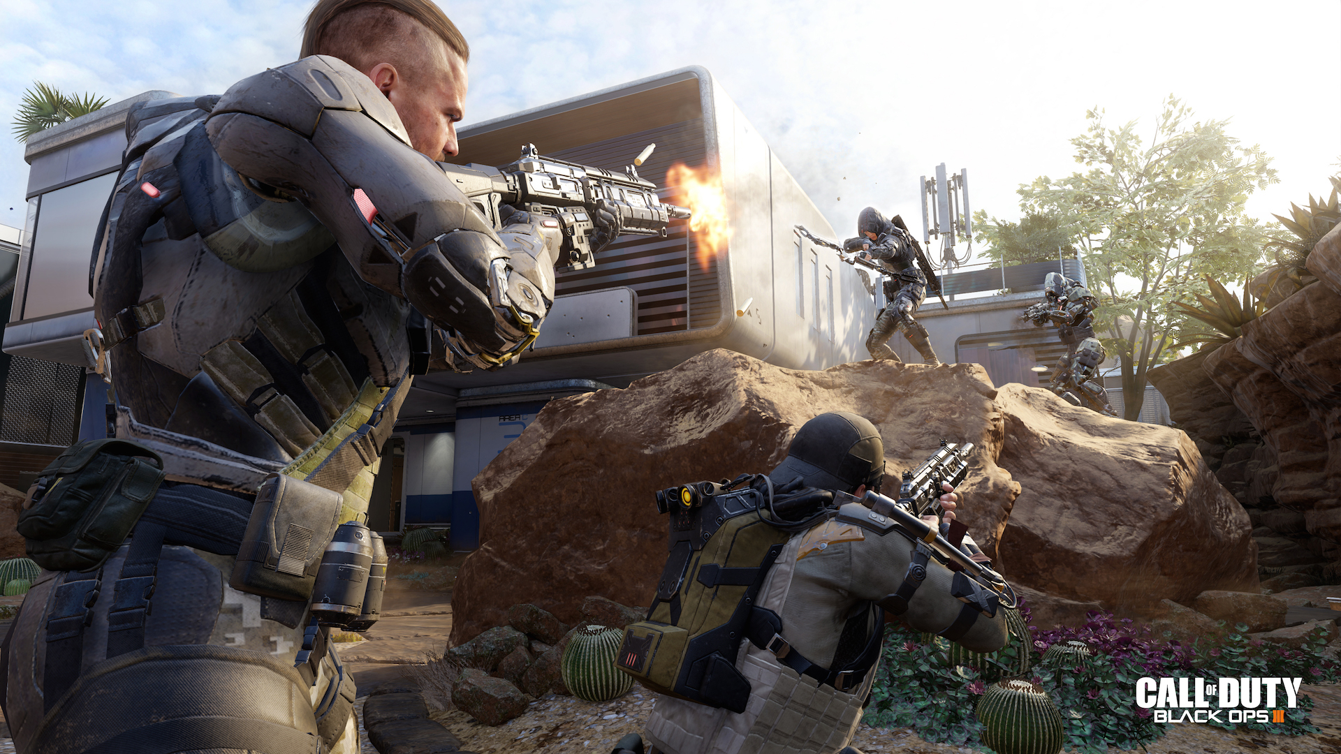 Call of Duty Black Ops 3 Multiplayer Beta
