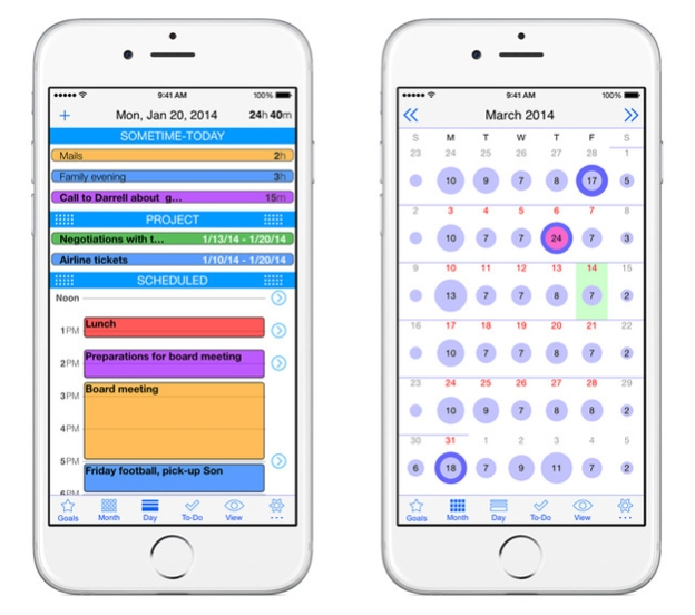Calendar Planner Application : Best free iphone apps paid ios on sale for