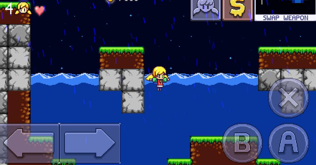 Cally's Caves 3 Forsaken World Mobile