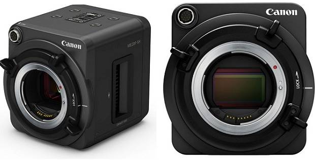 Canon Night Vision Camera