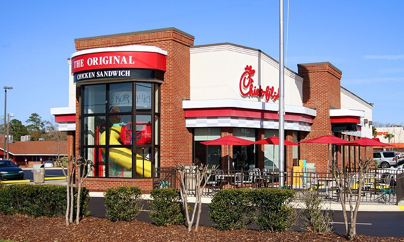 Top 10 Fast Food Restaurants 2015