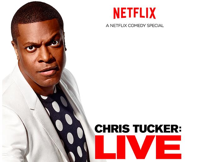 Chris Tucker Live Netflix