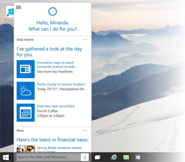 cortana-desktop