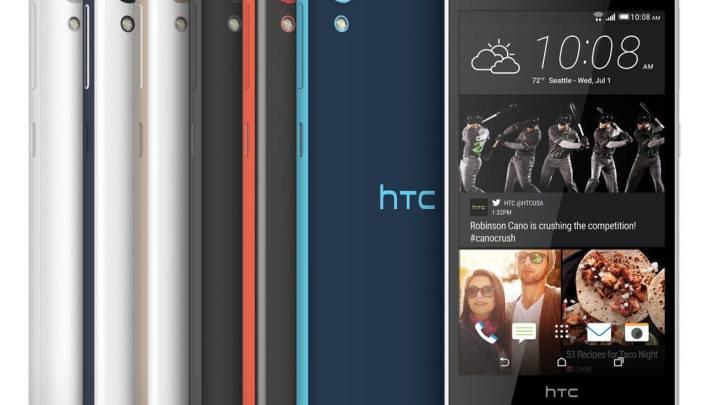 HTC Desire Smartphones