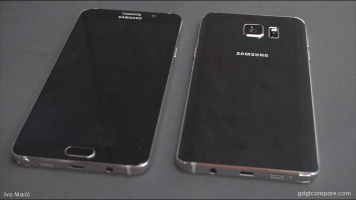 Galaxy Note 5 Photos Leak