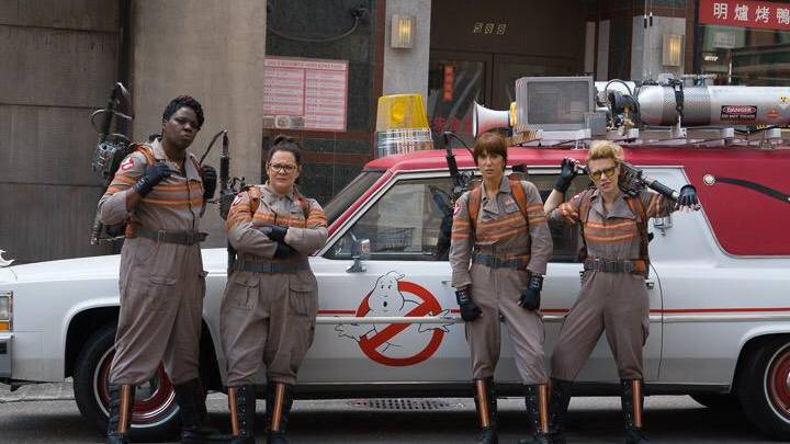 Ghostbusters New Trailer