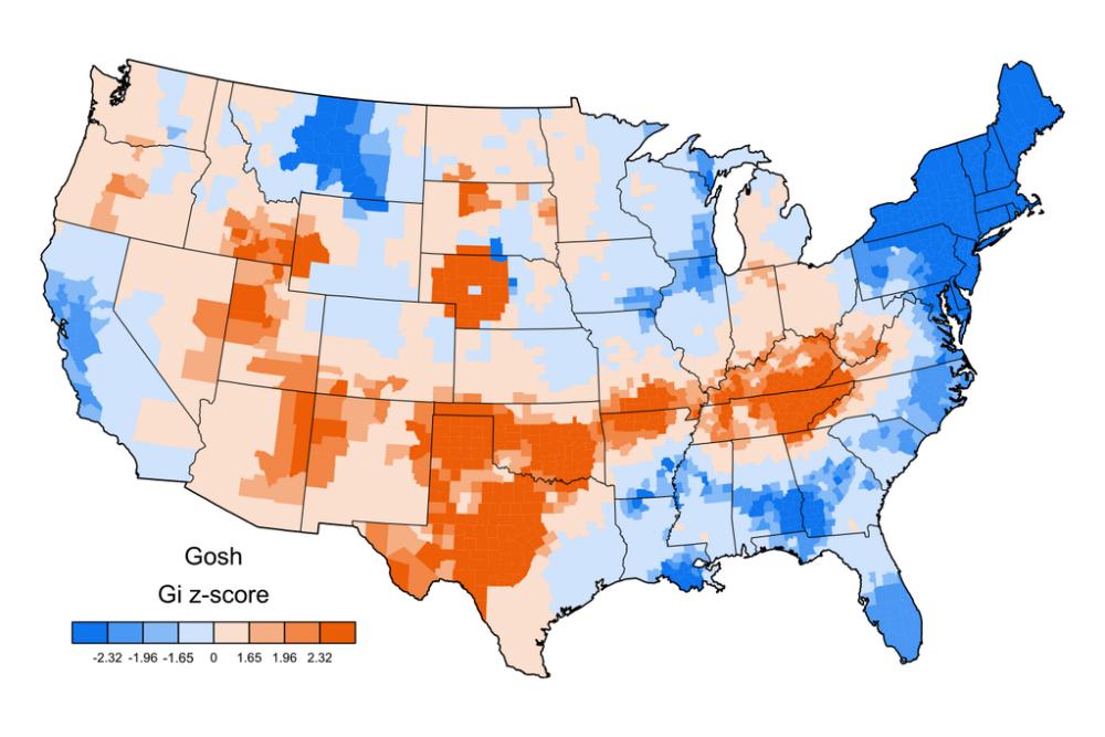 U.S. Maps Popular Curse Words State
