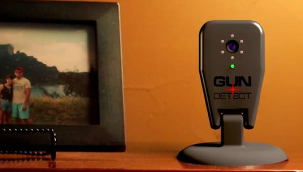 IoT Devices GunDetect