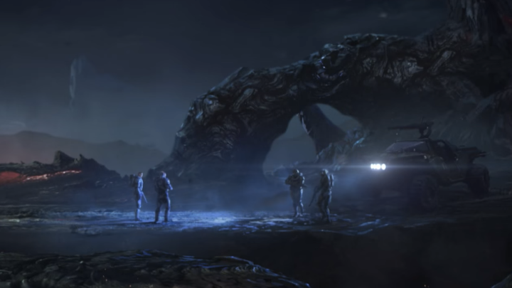 Halo The Fall of Reach Trailer
