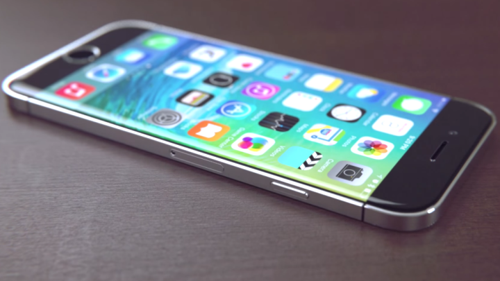 iPhone 7 Concept iPhone 4 Galaxy S6 Inspiration