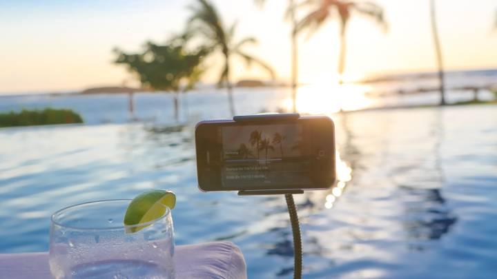 iPhone 6 Overheating Beach Hot Summer Days