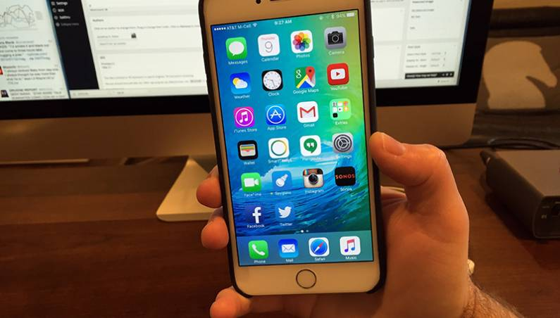iPhone 6 Password Hack