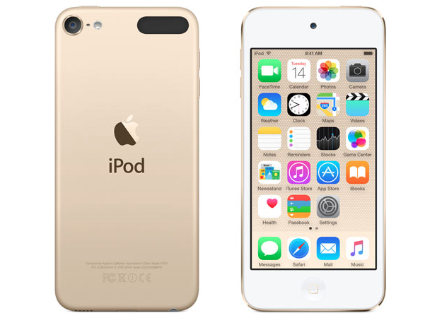 4-inch iPhone 6c vs. iPod touch: Specs