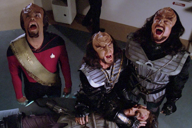 Welsh Government Klingon Answer UFO Questions