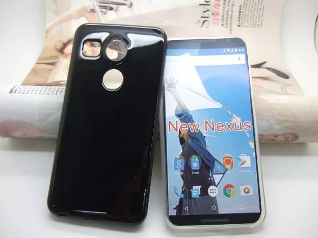 LG Nexus 5 (2015) photo leak: Design shown in purported ...