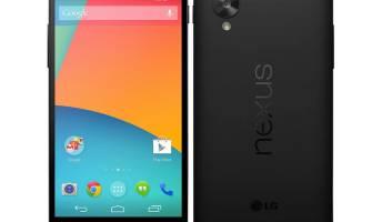 LG Nexus 5 2015 Photo Leak Design