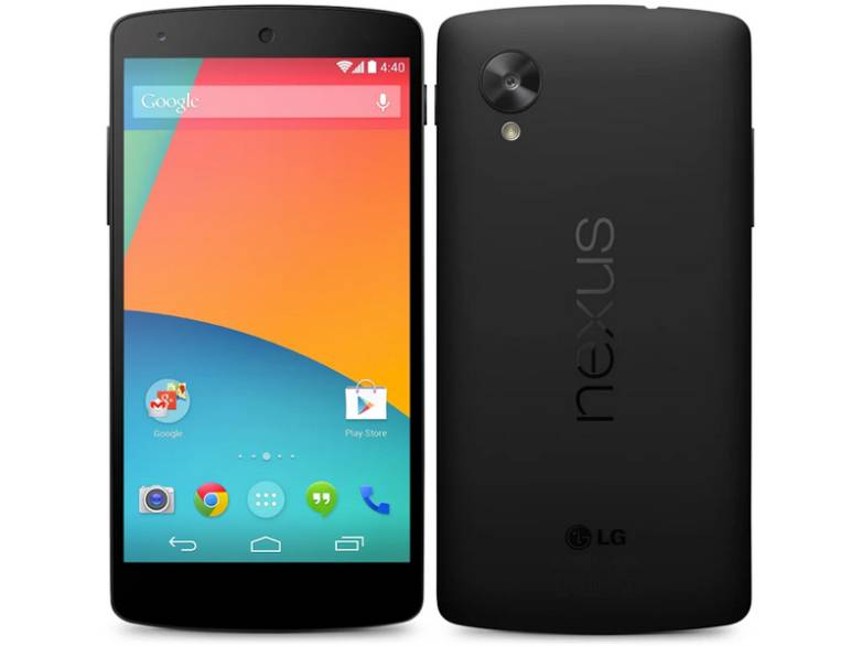LG Nexus 5 2015 Photo Leak Design