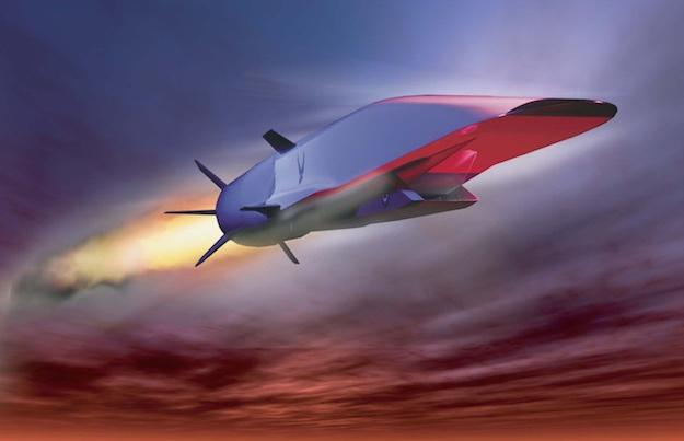 Mach 5 Plane