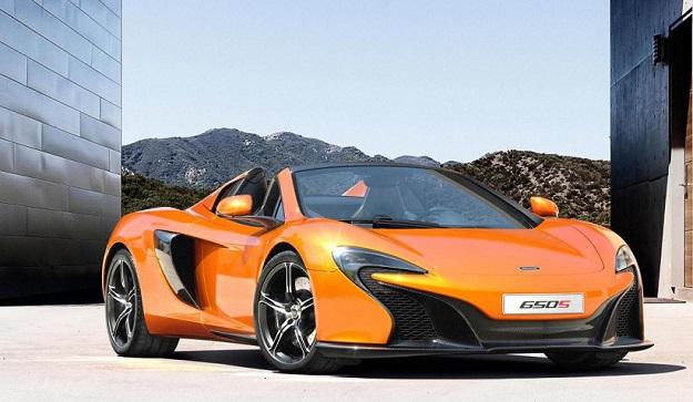$250,000 McLaren Windshield Smashed