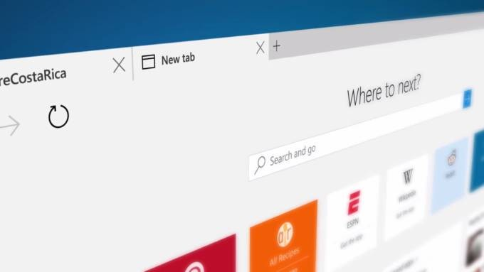 Microsoft Edge vs Firefox