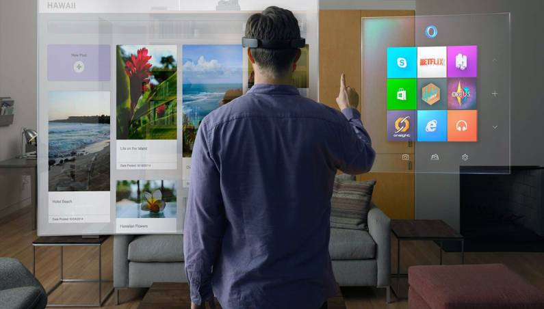 HoloLens Demo Video