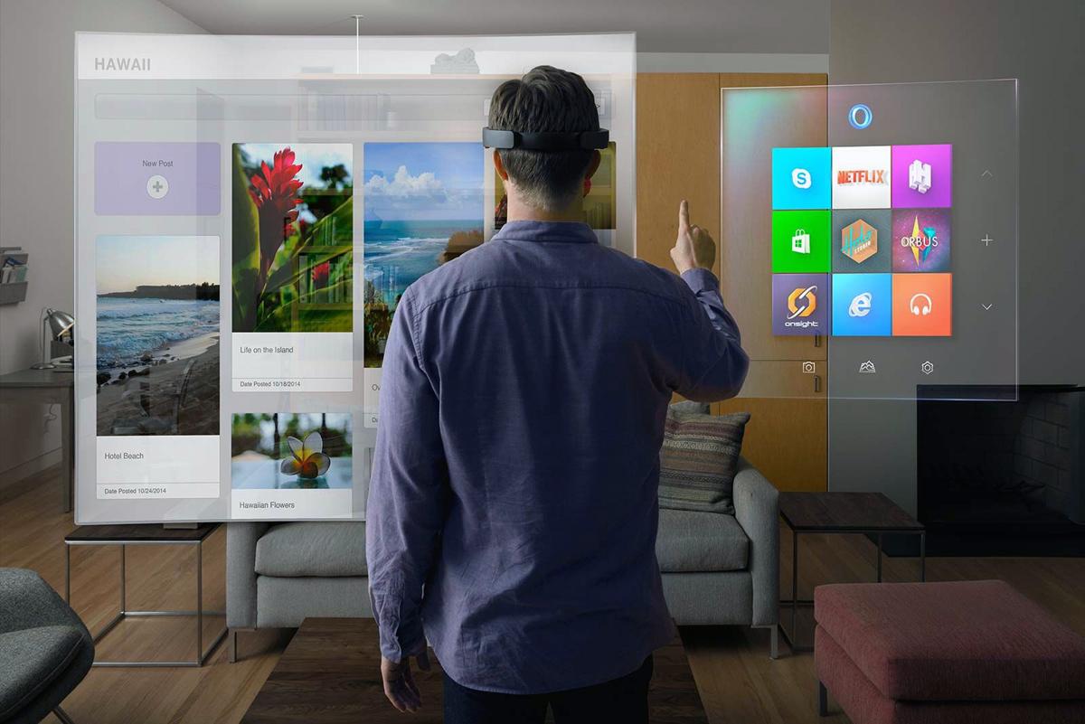 HoloLens Demo Video