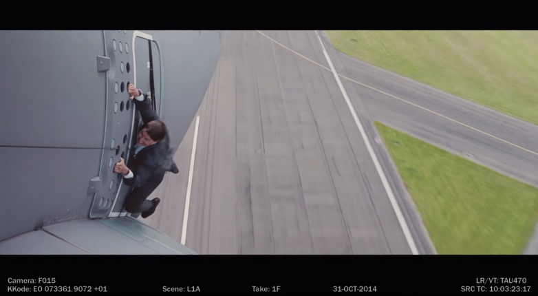 Mission: Impossible Rogue Nation Sequel
