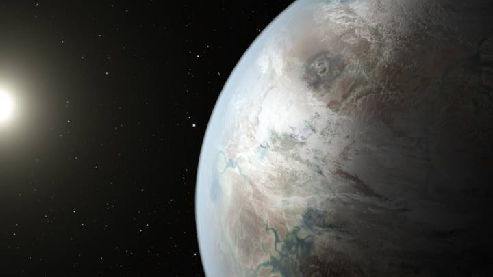 NASA Earth 2.0 Planet Discovered