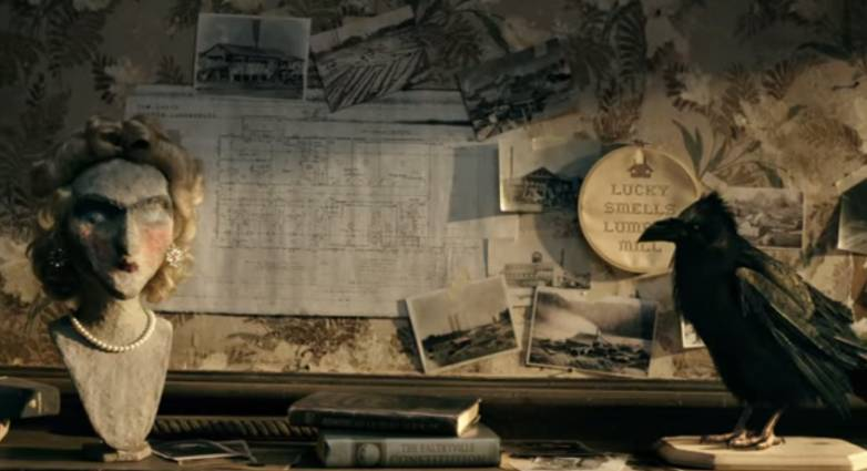 Netflix's A Series of Unfortunate Events Trailer