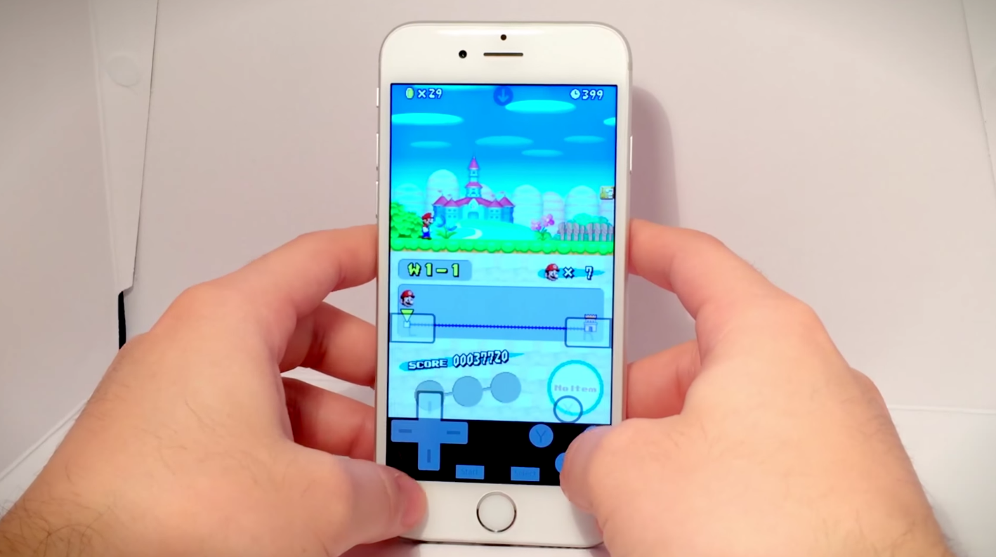 How To Play Nintendo Ds Games On Your Iphone Without