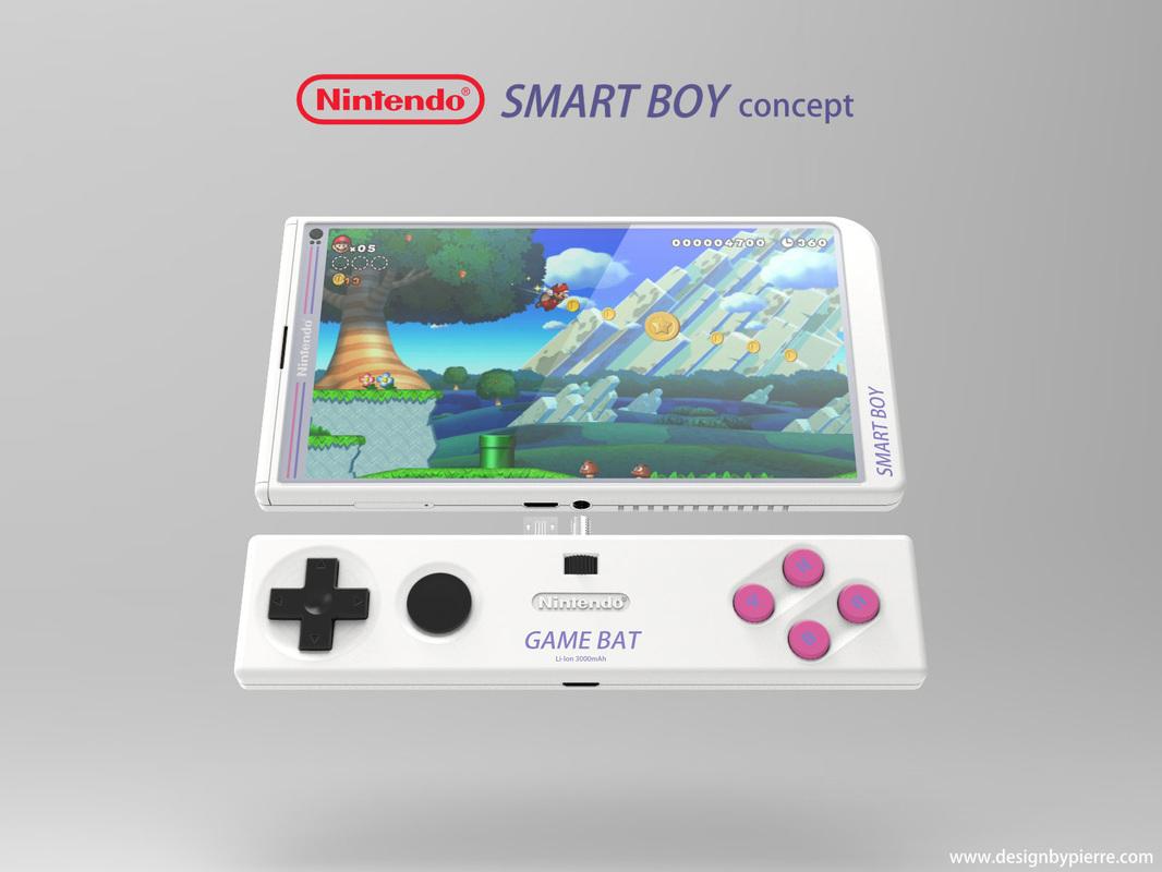 Nintendo Smart Boy Controller