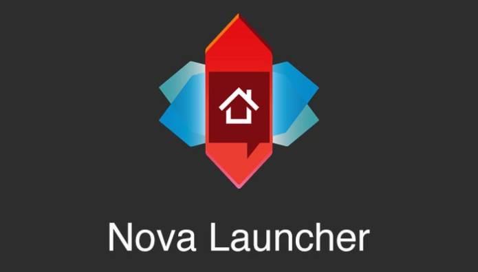 Best Android Apps Nova Launcher