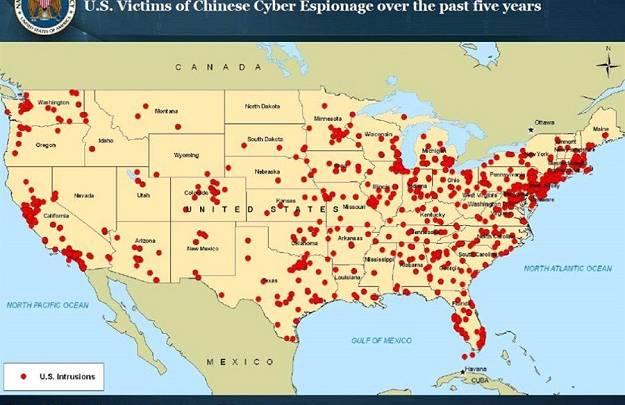 NSA China Hacking