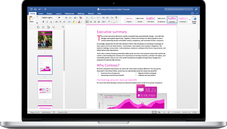 Office 2016 for Mac Launch