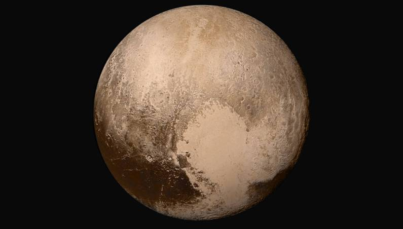 pluto climate mystery