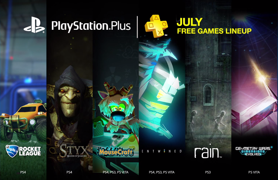 best free games on playstation plus ps4