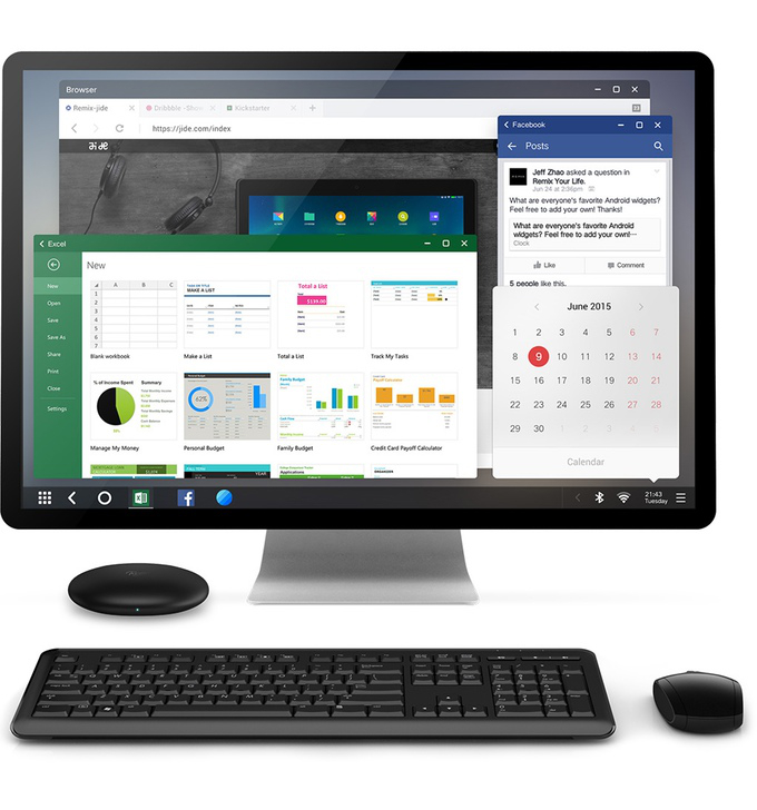 Remix Mini Android PC Kickstarter