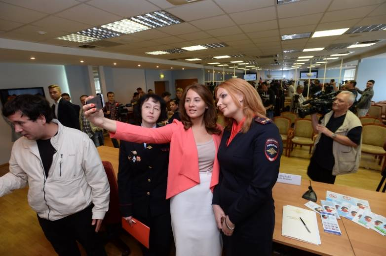 Russia Selfie Safety Warning